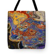 0615 Abstract Thought Tote Bag