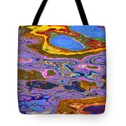 0620 Abstract Thought Tote Bag