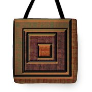 0622 Abstract Thought Tote Bag