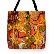 0625 Abstract Thought Tote Bag