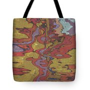 0637 Abstract Thought Tote Bag