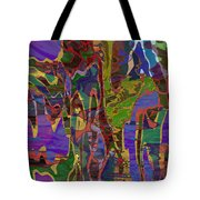 0661 Abstract Thought Tote Bag