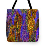 0666 Abstract Thought Tote Bag