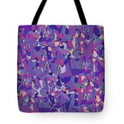 0667 Abstract Thought Tote Bag