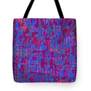 0671 Abstract Thought Tote Bag