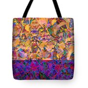 0672 Abstract Thought Tote Bag