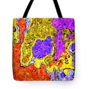 0673 Abstract Thought Tote Bag