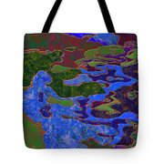 0681 Abstract Thought Tote Bag