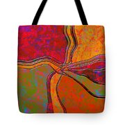 0683 Abstract Thought Tote Bag