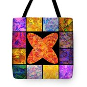 0690 Abstract Thought Tote Bag