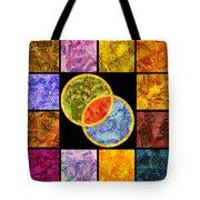 0691 Abstract Thought Tote Bag