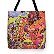0693 Abstract Thought Tote Bag