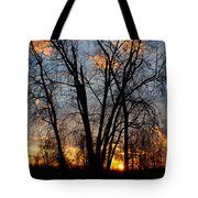 07 Sunset Tote Bag