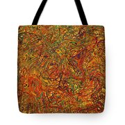 0700 Abstract Thought Tote Bag