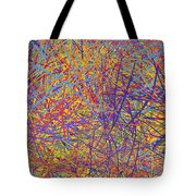 0705 Abstract Thought Tote Bag