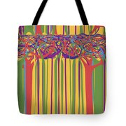 0706 Abstract Thought Tote Bag