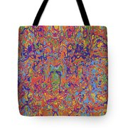 0707 Abstract Thought Tote Bag