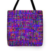0714 Abstract Thought Tote Bag
