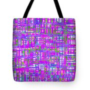 0716 Abstract Thought Tote Bag