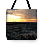 08 Sunset Tote Bag