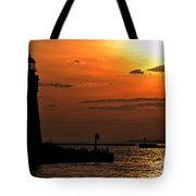 08 Sunset Series Tote Bag