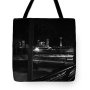 09 Niagara Falls Usa Rapids Series Tote Bag
