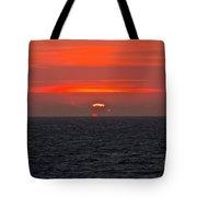 Sunrise Falmouth Docks Tote Bag