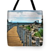 001 Peace Bridge Series Tote Bag