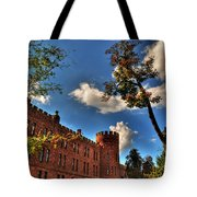 002 The 74th Regimental Armory In Buffalo New York Tote Bag