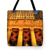 006 Wakening Architectural Dynamics Tote Bag