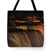01 Niagara Falls Usa Series Tote Bag