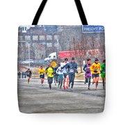 01 Shamrock Run Series Tote Bag