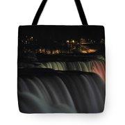 010 Niagara Falls Usa Series Tote Bag