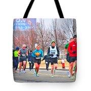 011 Shamrock Run Series Tote Bag