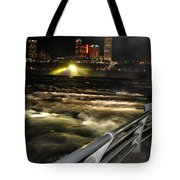 012 Niagara Falls Usa Rapids Series Tote Bag