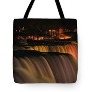 012 Niagara Falls Usa Series Tote Bag