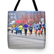 014 Shamrock Run Series Tote Bag