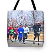 015 Shamrock Run Series Tote Bag