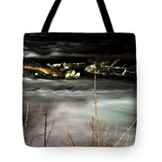 03 Niagara Falls Usa Rapids Series Tote Bag