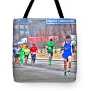 03 Shamrock Run Series Tote Bag