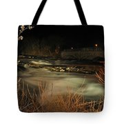 04 Niagara Falls Usa Rapids Series Tote Bag
