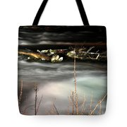 05 Niagara Falls Usa Rapids Series Tote Bag