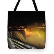 06 Niagara Falls Usa Series Tote Bag