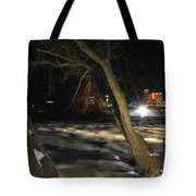 07 Niagara Falls Usa Rapids Series Tote Bag