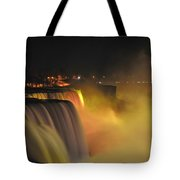 07 Niagara Falls Usa Series Tote Bag
