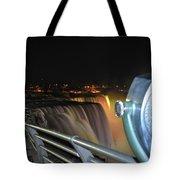 09 Niagara Falls Usa Series Tote Bag
