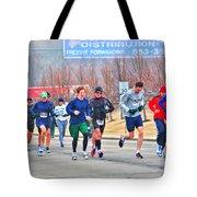 09 Shamrock Run Series Tote Bag