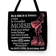 1920's French Advert Tote Bag