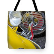 1929 Ford Model A Roadster Wheel Tote Bag