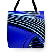 1936 Pontiac Hood Ornament Tote Bag